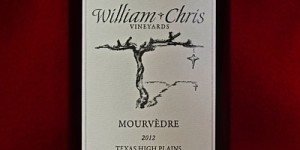 William Chris 2012 Mourvèdre