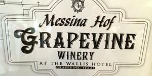 Messina Hof Grapevine Winery logo