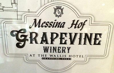 Messina Hof Grapevine Winery logo