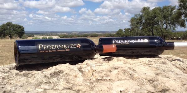 Pedernales Cellars wine
