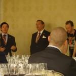 Craig Collins, Peter Neptune, Fred Dexheimer