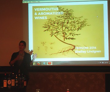 Vermouth presentation
