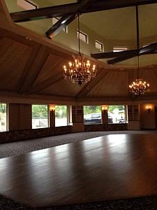 Mitas Hill ballroom