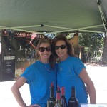 Landon Winery tent