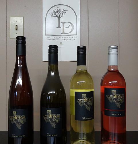 Lost Draw Cellars wines