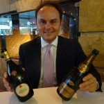 Meeting Matteo Lunelli of Ferrari Sparkling Wine