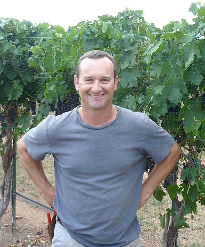 Seth Martin of Perissos Vineyard and Winery