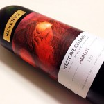 Review of Westcave Cellars Reserve Merlot 2012