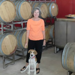 Angela Moench of Stone House Vineyard Winemaker Profile