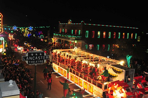 Grapevine Christmas Parade of Lights