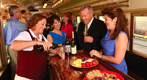 Grapevine Wine Train