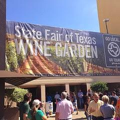 State Fair Wine Garden