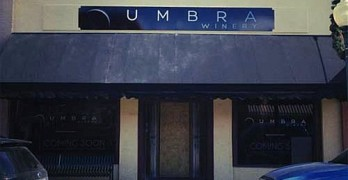Umbra Winery - outside