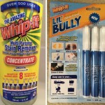 Whip-It and Lil' Bully Cleaners