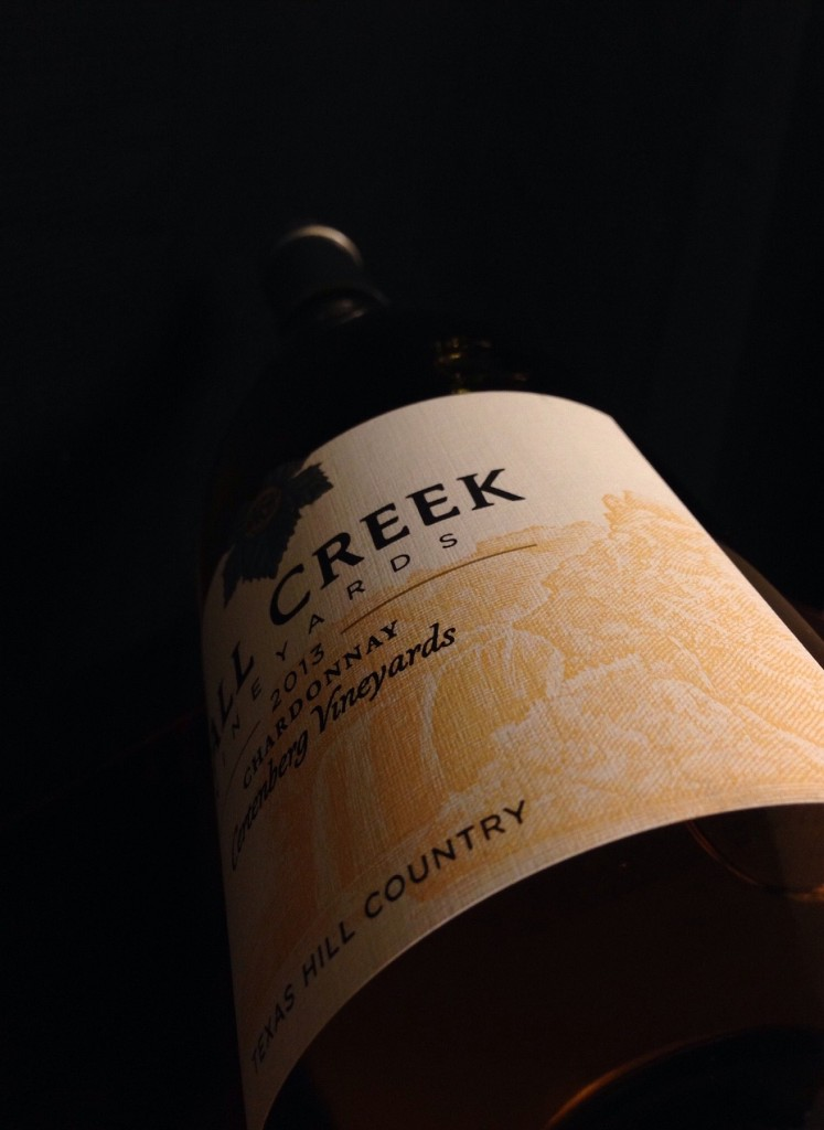 Fall Creek Chardonnay bottle