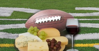 Score a Touchdown with these Super Bowl Pairings