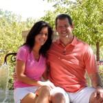 Brian Heath, owner of Grape Creek Vineyards