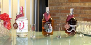 Kiepersol Distillery spirits