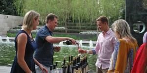 Duchman Family Wineries at Savor Dallas Arts District Wine Stroll