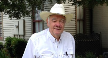 Don Bigbie of Cross Timbers Winery passes away