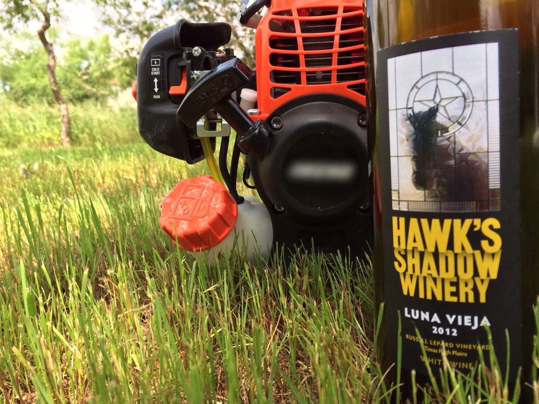 Hawk's Shadow Winery Luna Vieja featured