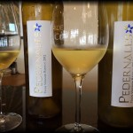 Pedernales Viognier Side by Side