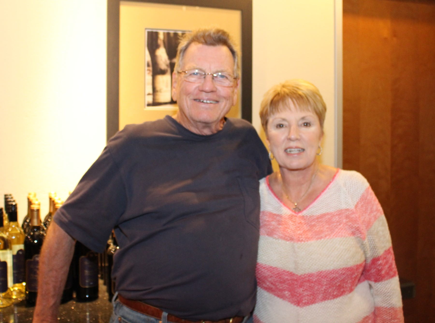 Tom and Glenda Slaughter