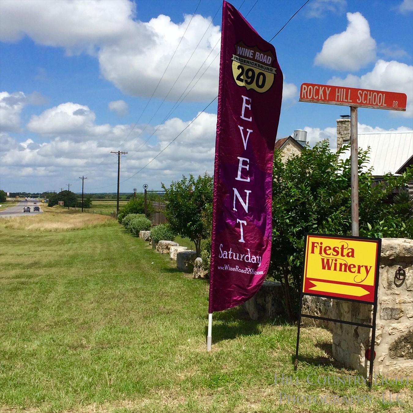 Wine Road 290 event