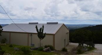 Timber Ridge Winery outside