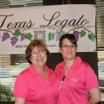 Sulynn and Becki Bledsoe of Texas Legato