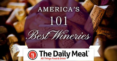 The Daily Meal 101 Best Wineries
