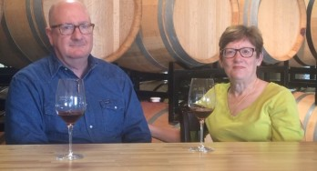 Randy and Lynne Majek of Majek Vineyard & Winery