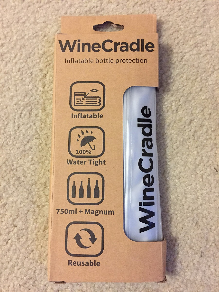 WineCradle - folded