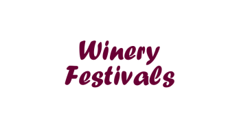 Winery Festivals logo