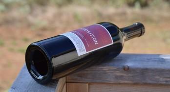 Calais Winery Cabernet Sauvignon Exposition bottle