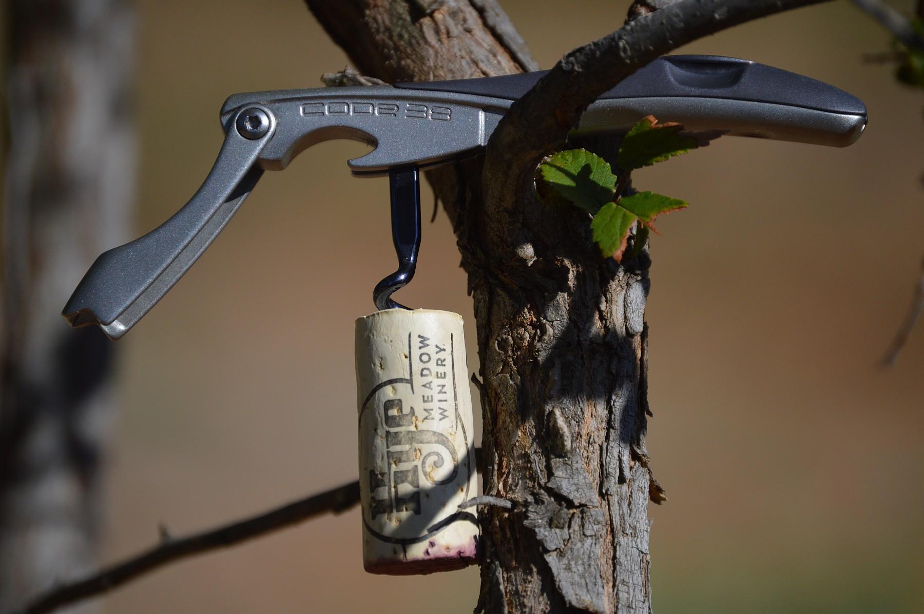 Hye Meadow Tempranillo cork