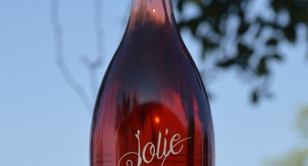 Becker Vineyards Jolie bottle