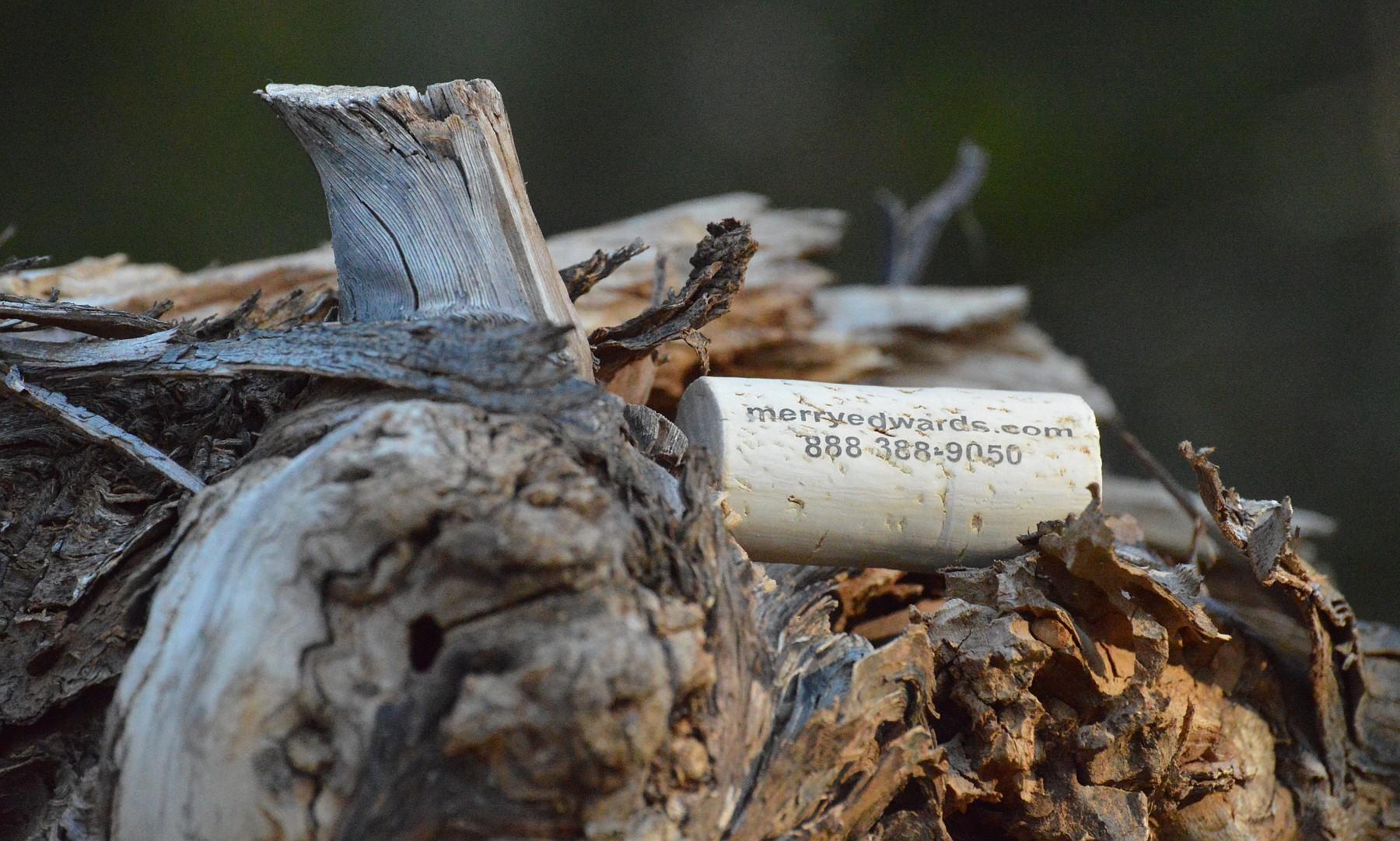Merry Edwards Sauvignon Blanc cork
