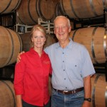 Dick and Ann Holmberg of Singing Water Vineyards Winemaker Profile