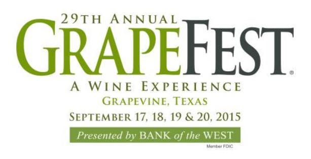 GrapeFest 2015
