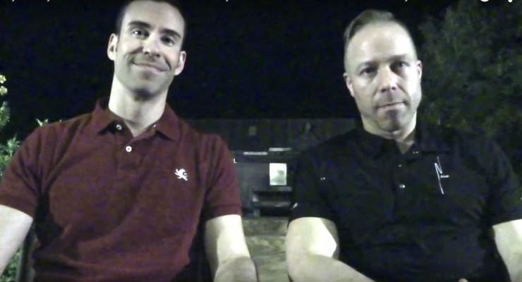 Ryan Levy and Ian Eastveld