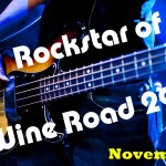Rockstar of Wine Road 290, November 2015: Lost Draw Cellars Albariño 2014