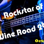 Rockstar of Wine Road 290, October 2015: Becker Reserve Roussanne