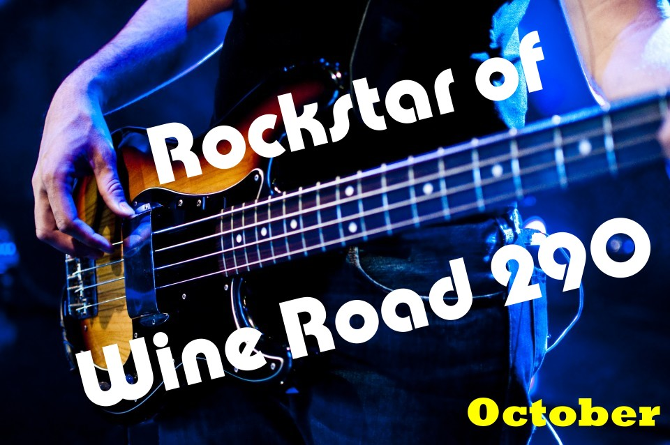 Rockstar of Wine Road 290 October
