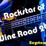 Rockstar of Wine Road 290: September 2015