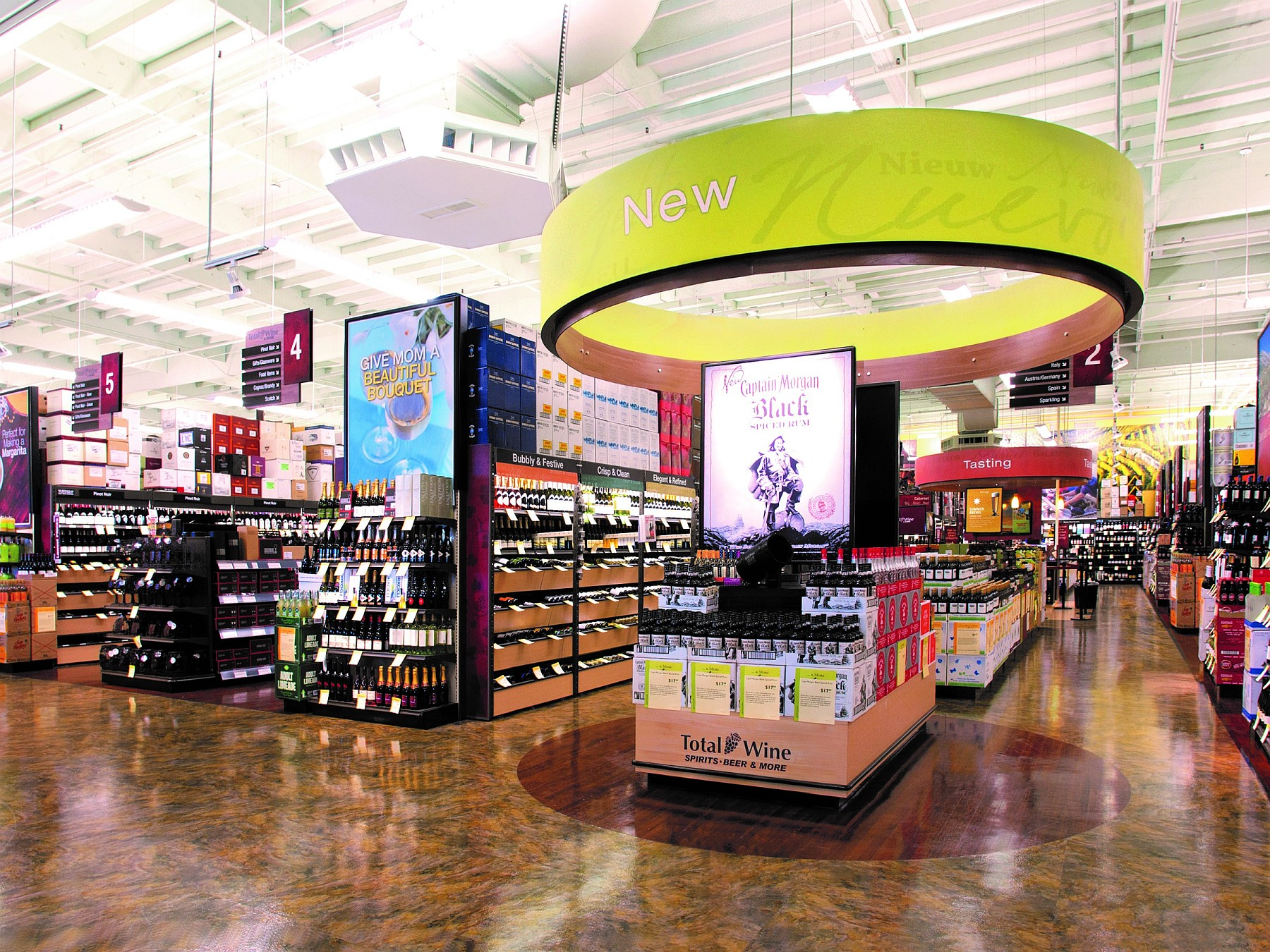 Total Wine - New