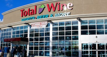 Total Wine Grand Opening in Cedar Park