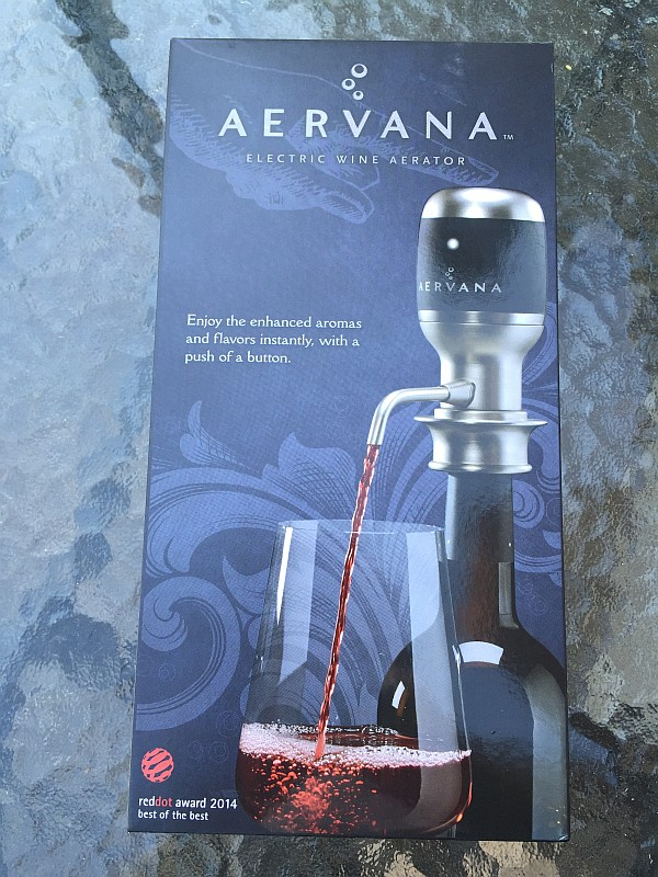 Aervana box