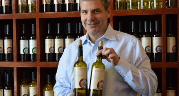Stan Duchman of Duchman Family Winery