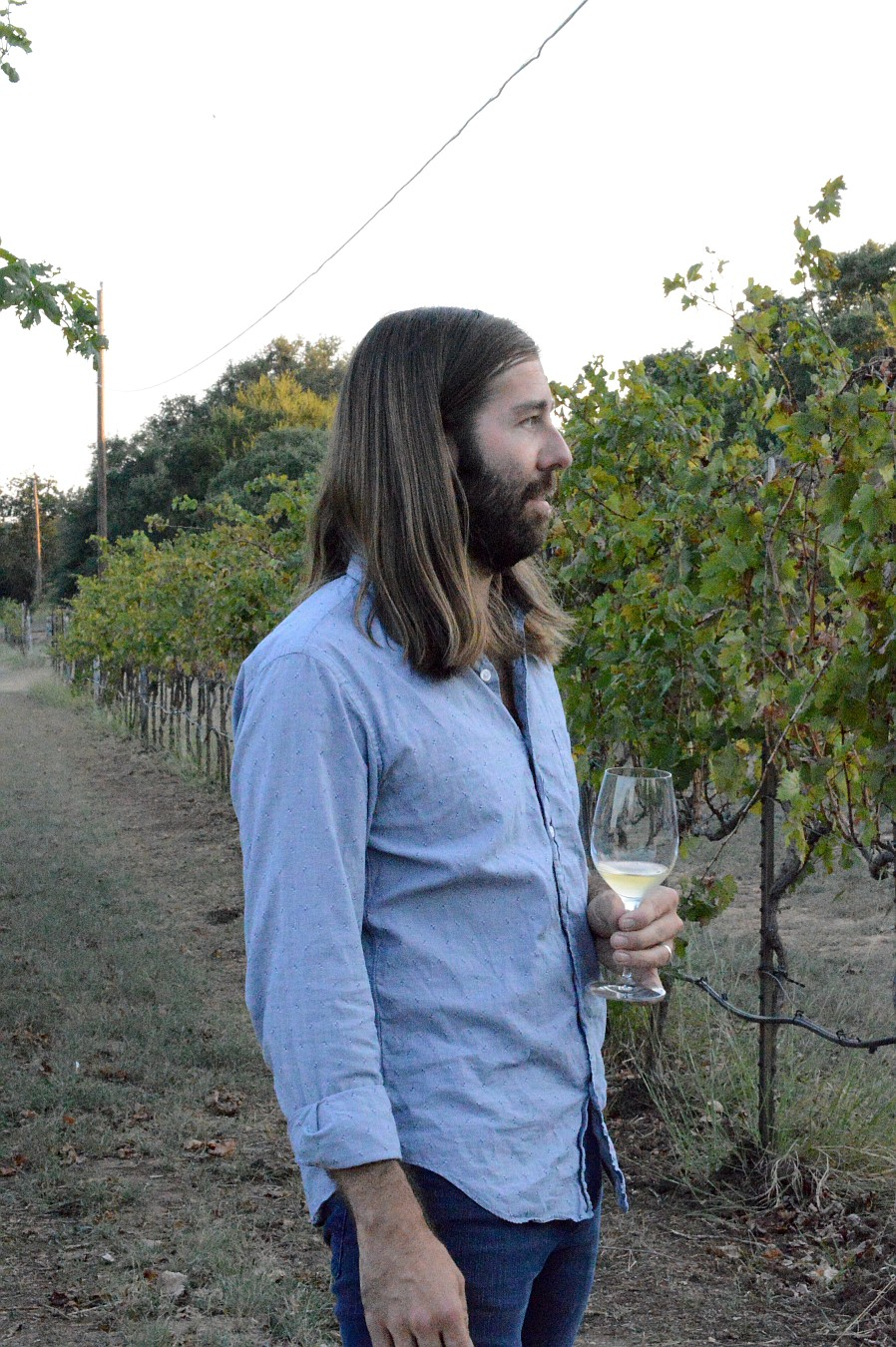 Ron Yates of Spicewood Vineyards